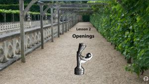 Lesson 2 - Title page